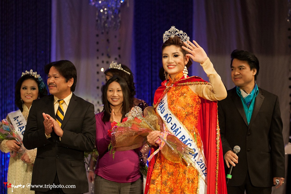 Miss Vietnam of Northern California 2012 Pageant - Hoa Hau Ao Dai Bac Cali 2012 - Image 165