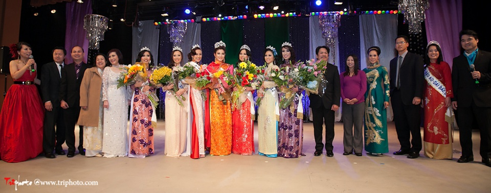 Miss Vietnam of Northern California 2012 Pageant - Hoa Hau Ao Dai Bac Cali 2012 - Image 166