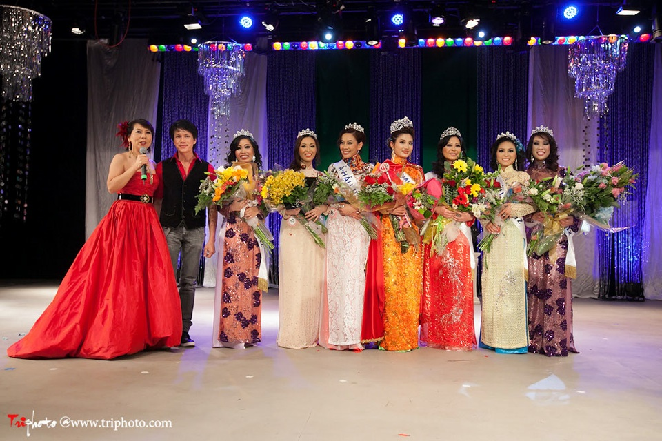 Miss Vietnam of Northern California 2012 Pageant - Hoa Hau Ao Dai Bac Cali 2012 - Image 167