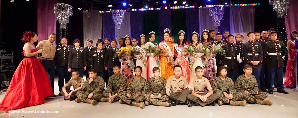 Miss Vietnam of Northern California 2012 Pageant - Hoa Hau Ao Dai Bac Cali 2012 - Image 168