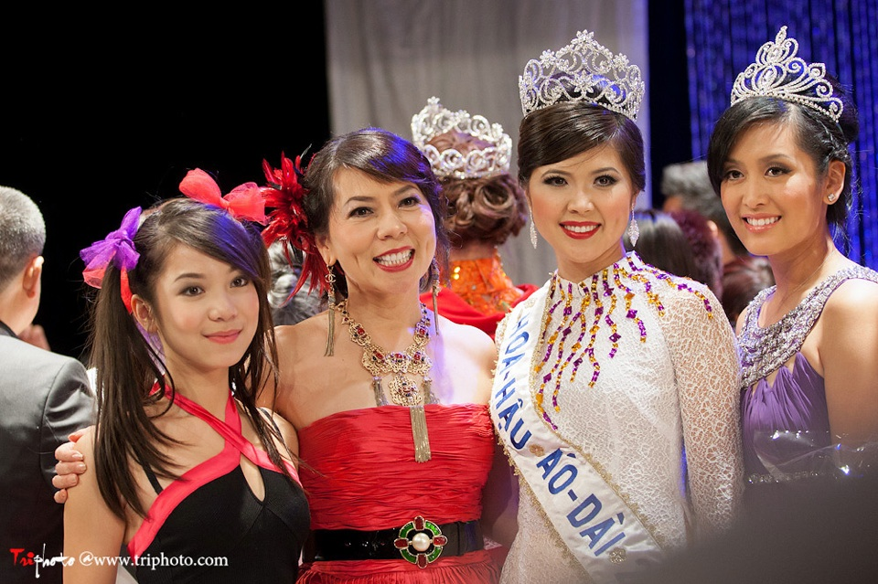 Miss Vietnam of Northern California 2012 Pageant - Hoa Hau Ao Dai Bac Cali 2012 - Image 172