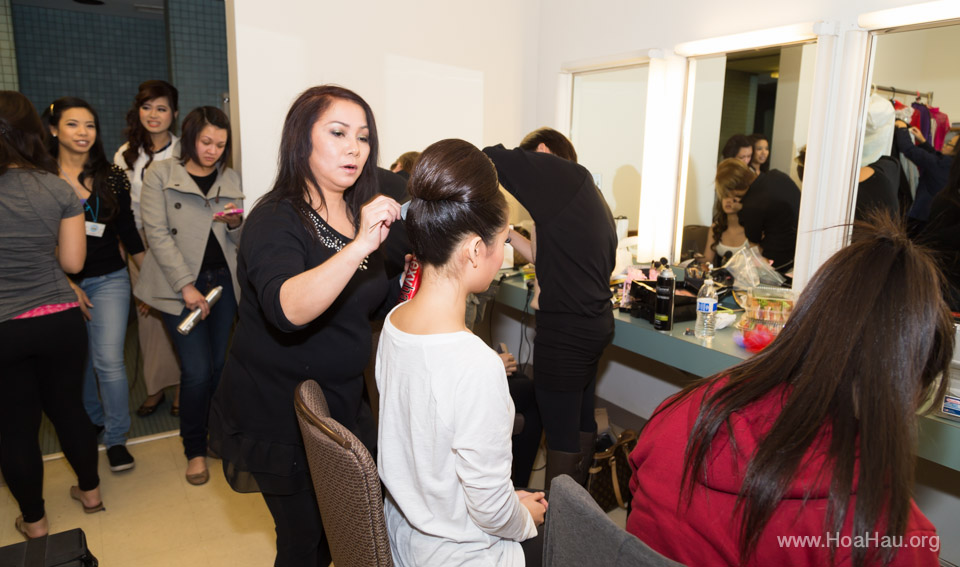 Miss Vietnam of Northern California 2014 - Hoa Hau Ao Dai Bac Cali 2014 - Behind the Scenes - Image 107