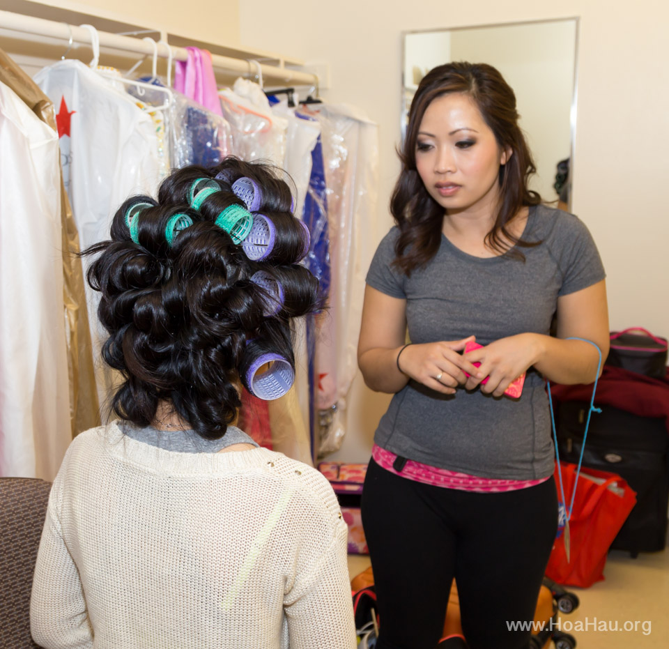 Miss Vietnam of Northern California 2014 - Hoa Hau Ao Dai Bac Cali 2014 - Behind the Scenes - Image 116