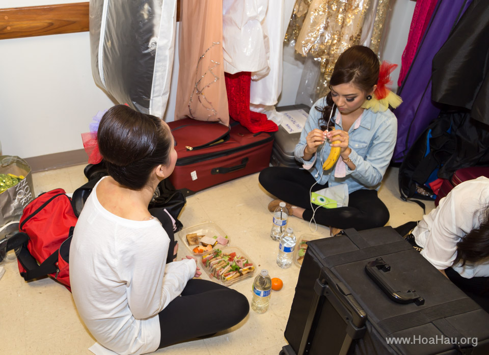 Miss Vietnam of Northern California 2014 - Hoa Hau Ao Dai Bac Cali 2014 - Behind the Scenes - Image 120