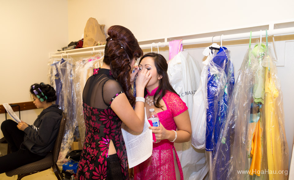 Miss Vietnam of Northern California 2014 - Hoa Hau Ao Dai Bac Cali 2014 - Behind the Scenes - Image 121