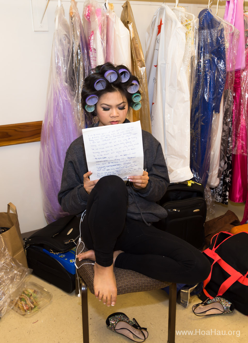 Miss Vietnam of Northern California 2014 - Hoa Hau Ao Dai Bac Cali 2014 - Behind the Scenes - Image 122