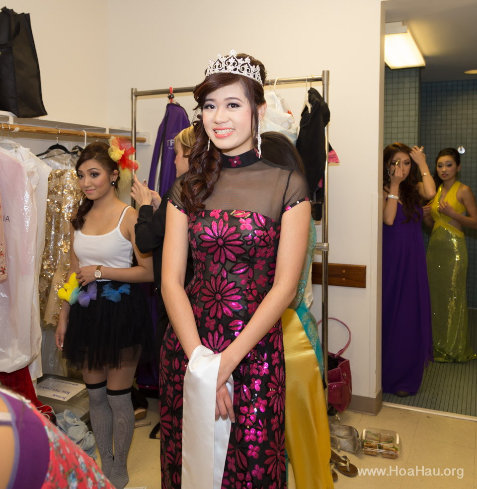 Miss Vietnam of Northern California 2014 - Hoa Hau Ao Dai Bac Cali 2014 - Behind the Scenes - Image 123