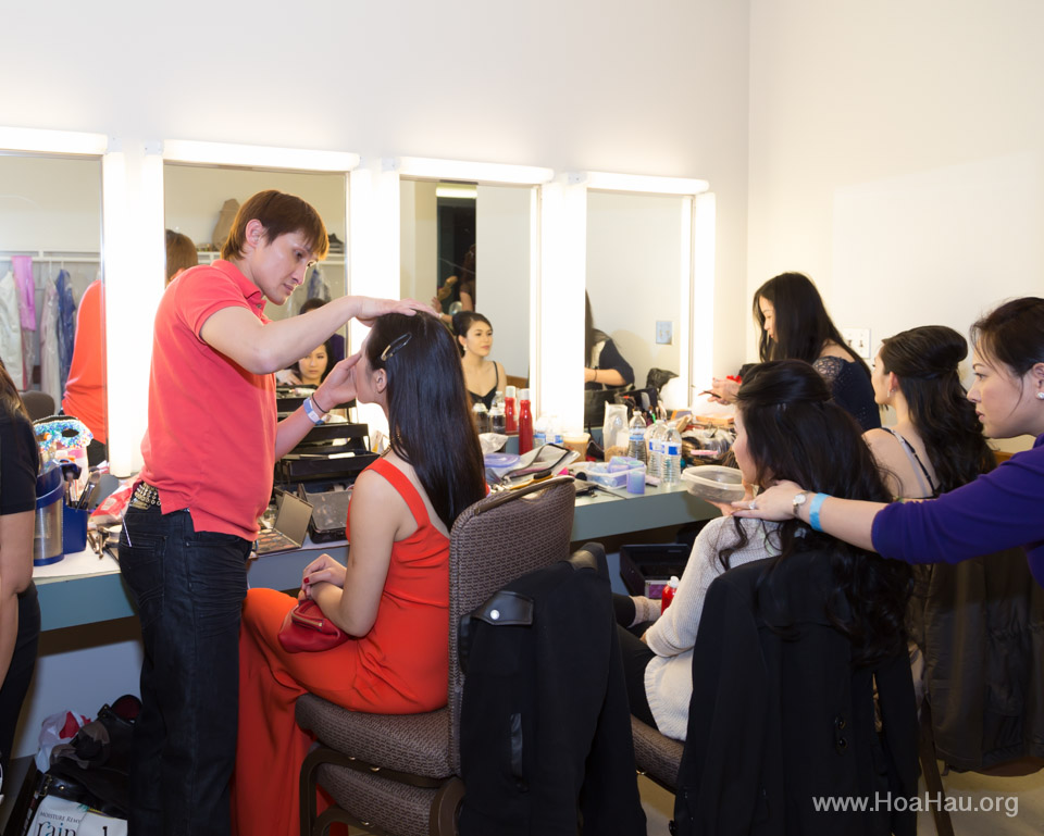 Miss Vietnam of Northern California 2014 - Hoa Hau Ao Dai Bac Cali 2014 - Behind the Scenes - Image 125