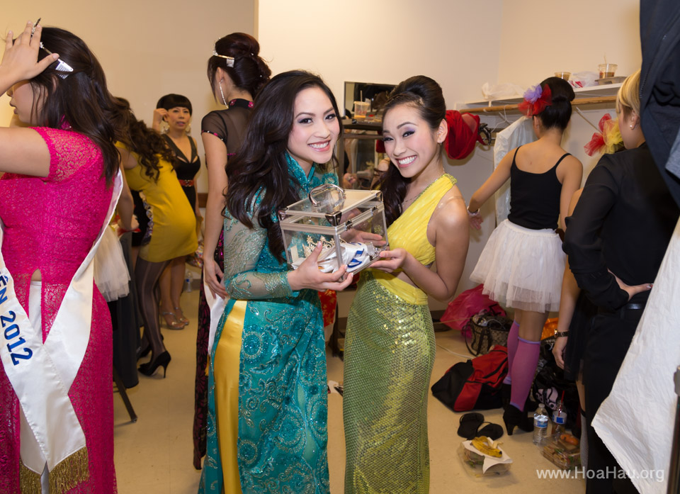 Miss Vietnam of Northern California 2014 - Hoa Hau Ao Dai Bac Cali 2014 - Behind the Scenes - Image 129