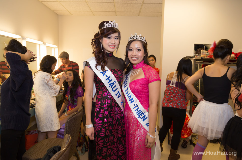 Miss Vietnam of Northern California 2014 - Hoa Hau Ao Dai Bac Cali 2014 - Behind the Scenes - Image 132