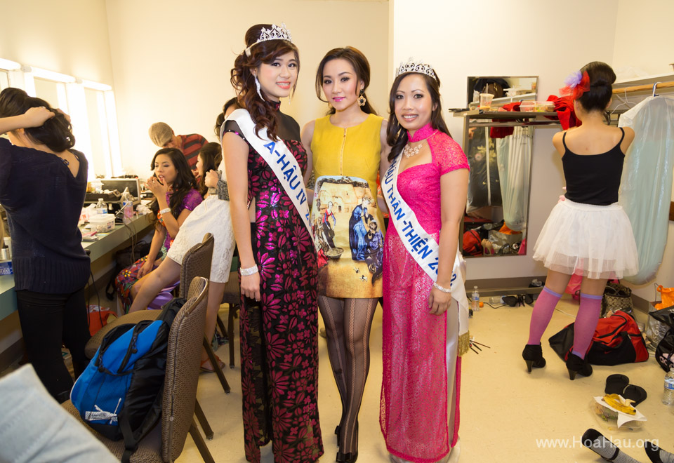 Miss Vietnam of Northern California 2014 - Hoa Hau Ao Dai Bac Cali 2014 - Behind the Scenes - Image 133