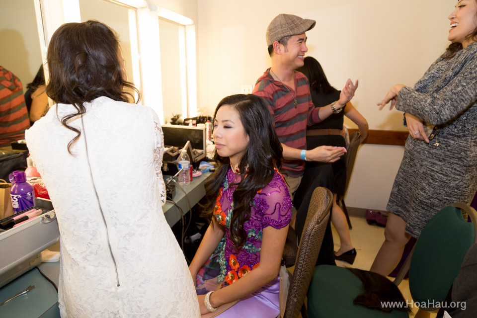 Miss Vietnam of Northern California 2014 - Hoa Hau Ao Dai Bac Cali 2014 - Behind the Scenes - Image 134