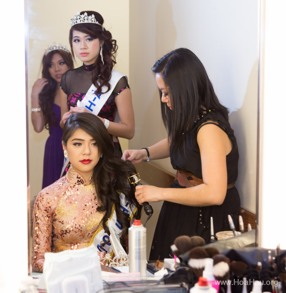 Miss Vietnam of Northern California 2014 - Hoa Hau Ao Dai Bac Cali 2014 - Behind the Scenes - Image 137