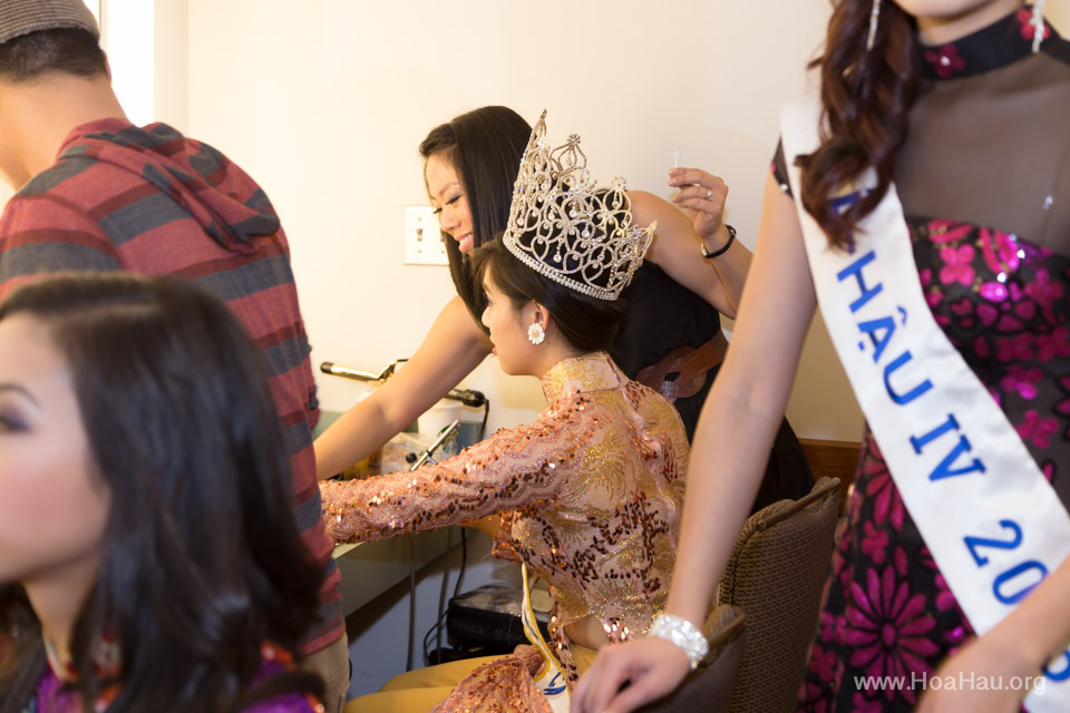 Miss Vietnam of Northern California 2014 - Hoa Hau Ao Dai Bac Cali 2014 - Behind the Scenes - Image 144