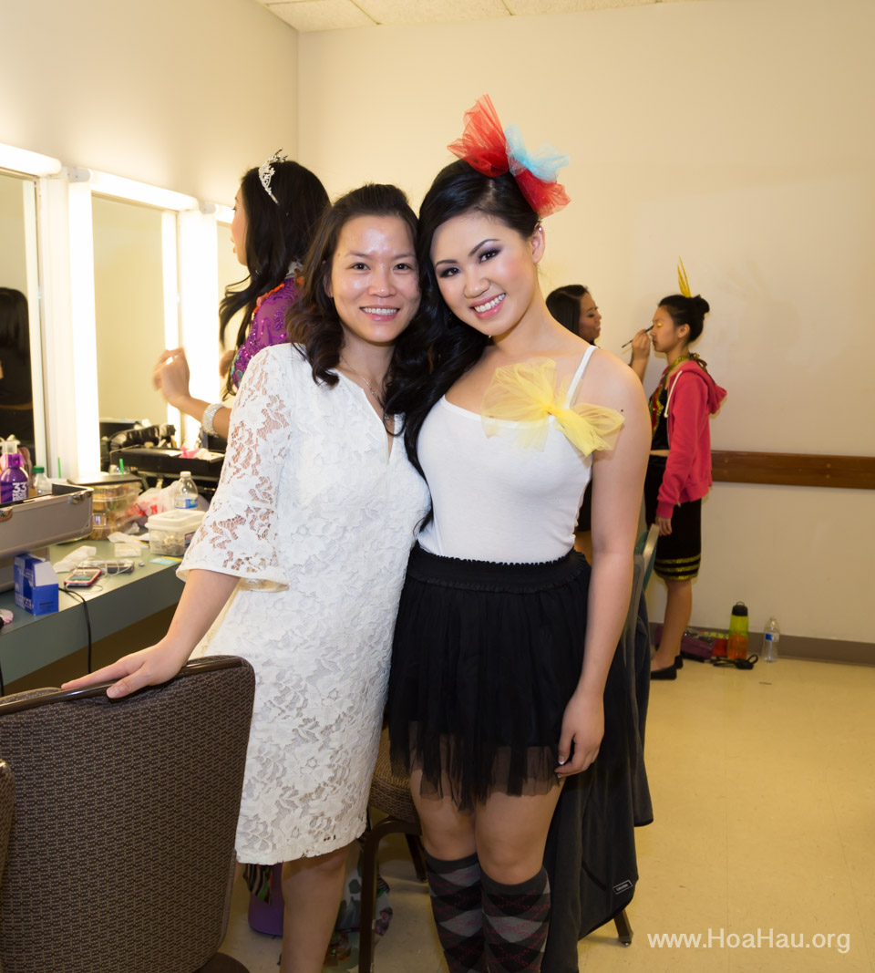Miss Vietnam of Northern California 2014 - Hoa Hau Ao Dai Bac Cali 2014 - Behind the Scenes - Image 147
