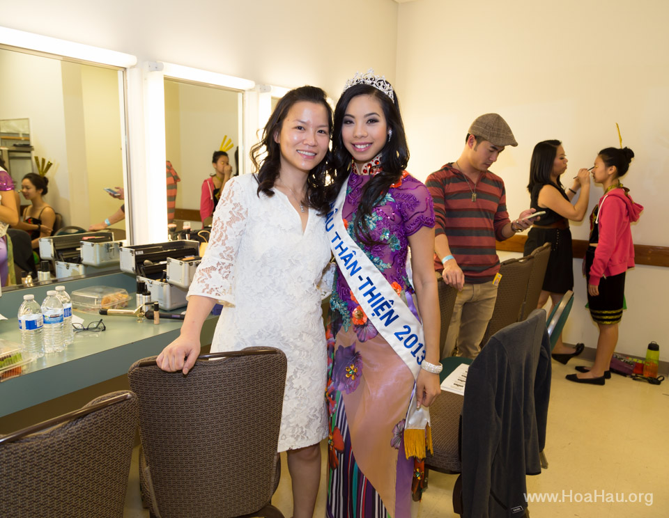Miss Vietnam of Northern California 2014 - Hoa Hau Ao Dai Bac Cali 2014 - Behind the Scenes - Image 148