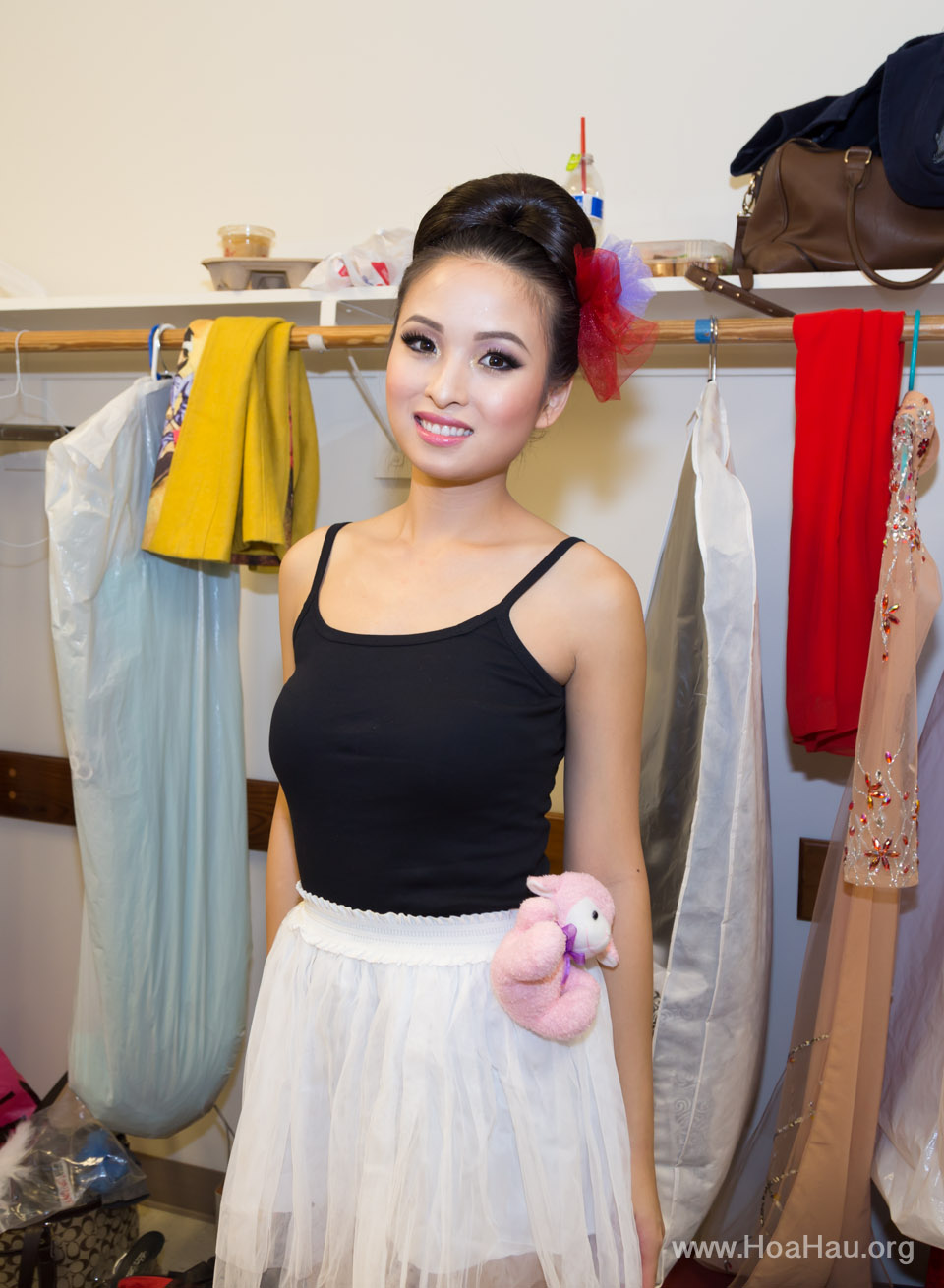 Miss Vietnam of Northern California 2014 - Hoa Hau Ao Dai Bac Cali 2014 - Behind the Scenes - Image 149