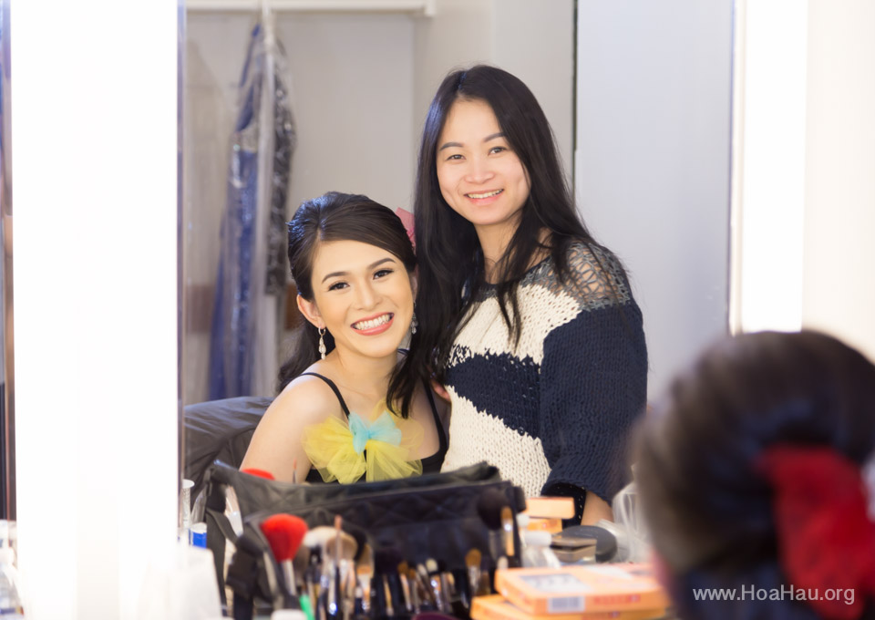 Miss Vietnam of Northern California 2014 - Hoa Hau Ao Dai Bac Cali 2014 - Behind the Scenes - Image 162