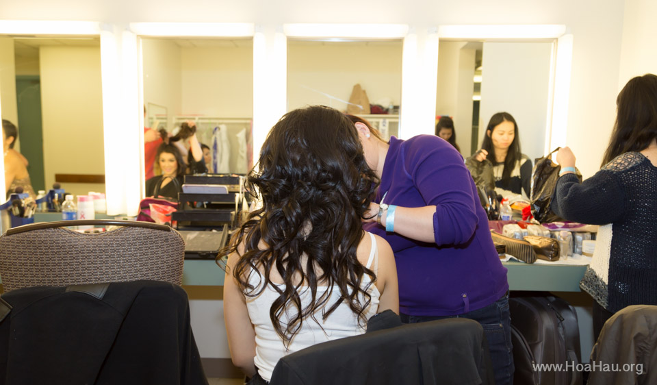 Miss Vietnam of Northern California 2014 - Hoa Hau Ao Dai Bac Cali 2014 - Behind the Scenes - Image 170