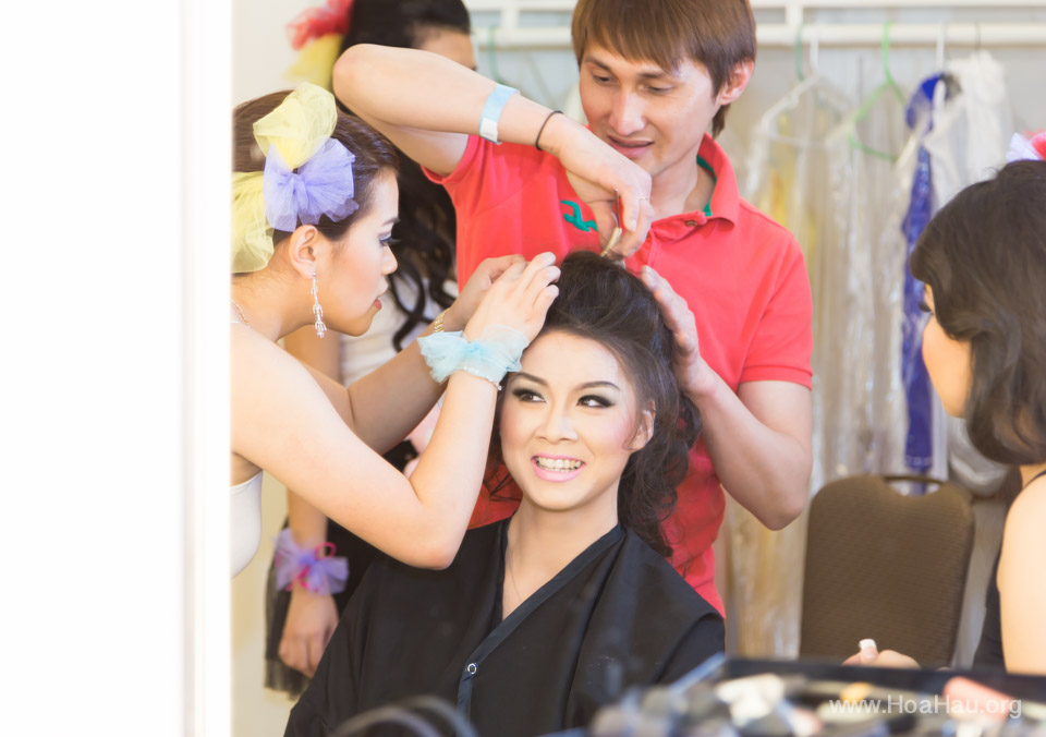Miss Vietnam of Northern California 2014 - Hoa Hau Ao Dai Bac Cali 2014 - Behind the Scenes - Image 171