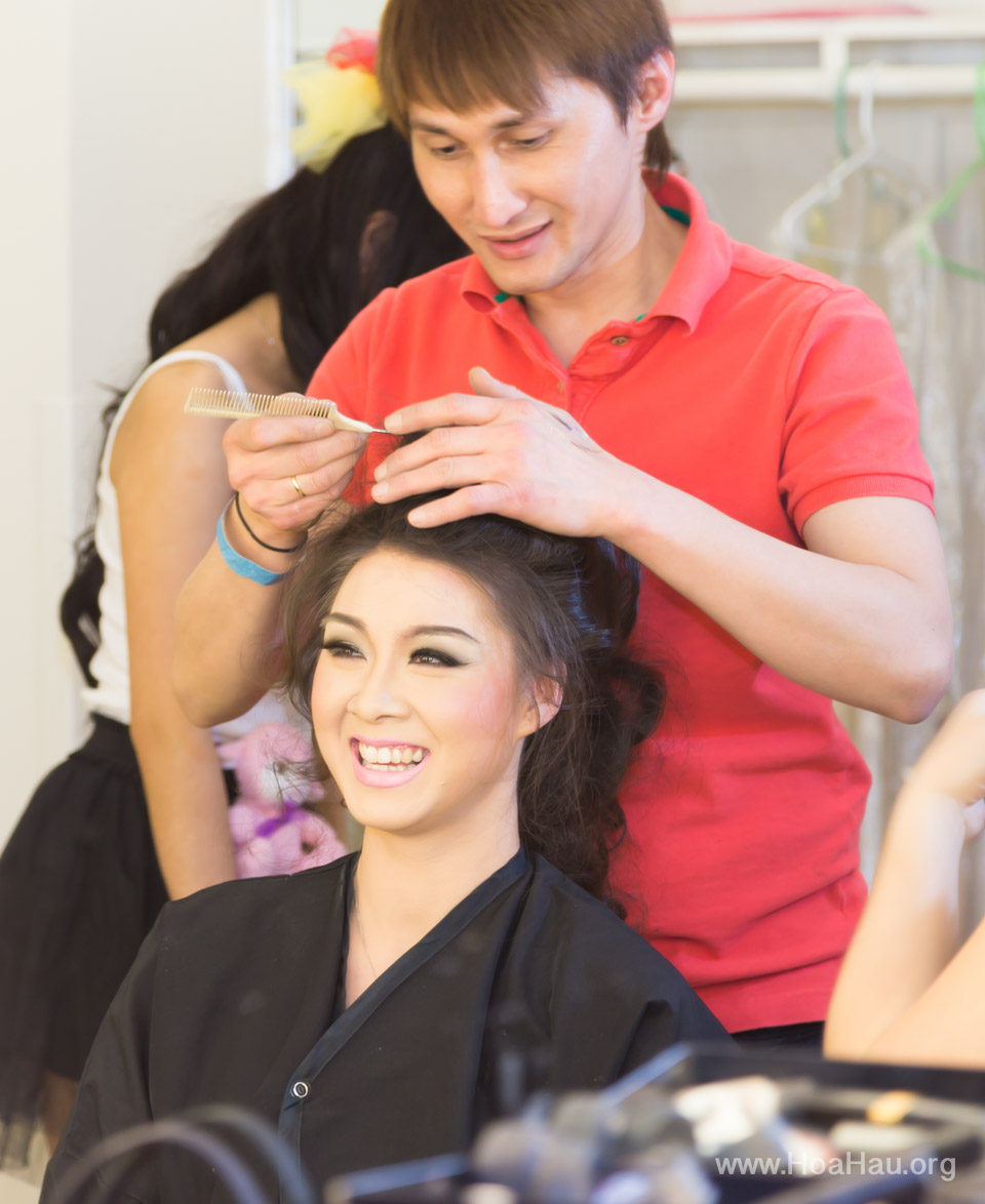 Miss Vietnam of Northern California 2014 - Hoa Hau Ao Dai Bac Cali 2014 - Behind the Scenes - Image 174