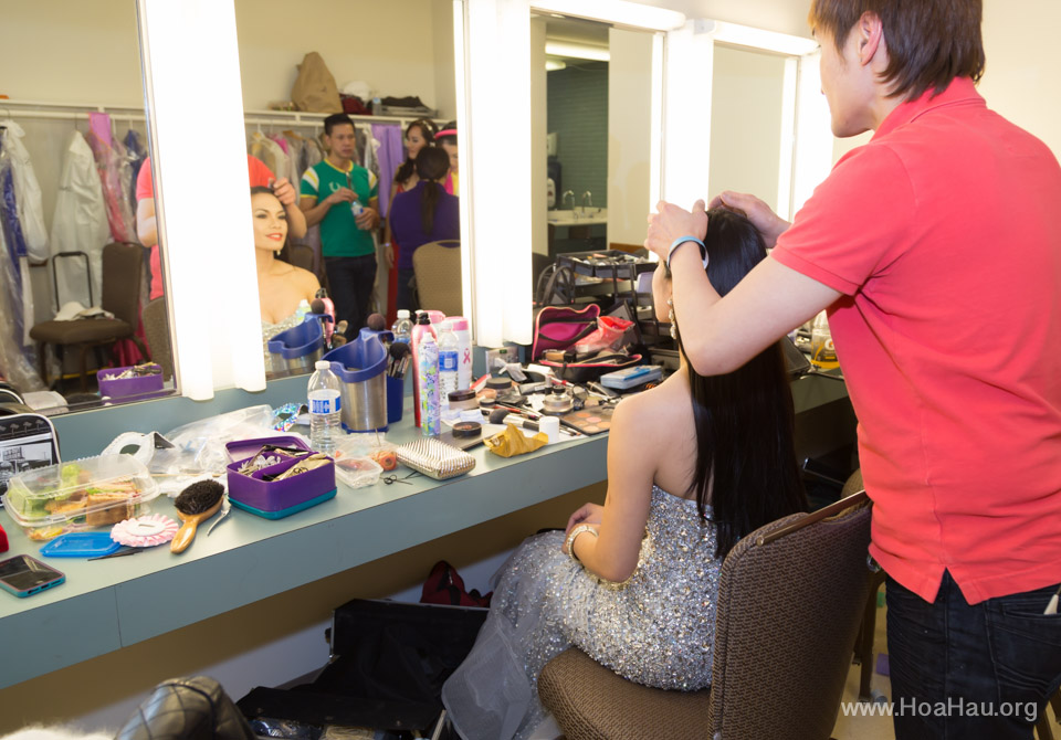 Miss Vietnam of Northern California 2014 - Hoa Hau Ao Dai Bac Cali 2014 - Behind the Scenes - Image 181