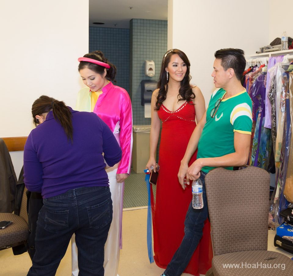 Miss Vietnam of Northern California 2014 - Hoa Hau Ao Dai Bac Cali 2014 - Behind the Scenes - Image 182