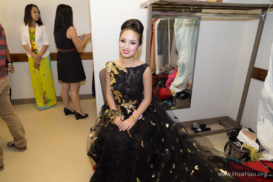 Miss Vietnam of Northern California 2014 - Hoa Hau Ao Dai Bac Cali 2014 - Behind the Scenes - Image 189