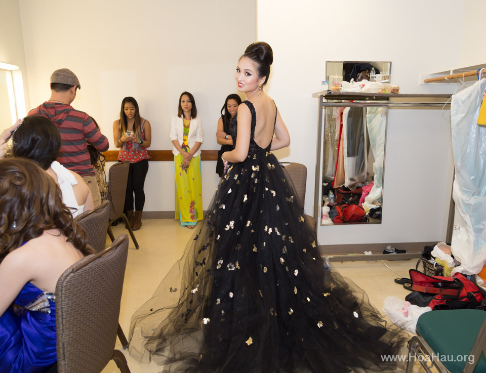 Miss Vietnam of Northern California 2014 - Hoa Hau Ao Dai Bac Cali 2014 - Behind the Scenes - Image 190