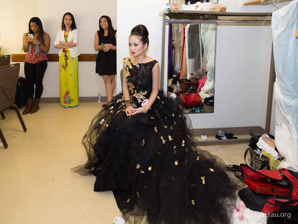 Miss Vietnam of Northern California 2014 - Hoa Hau Ao Dai Bac Cali 2014 - Behind the Scenes - Image 191