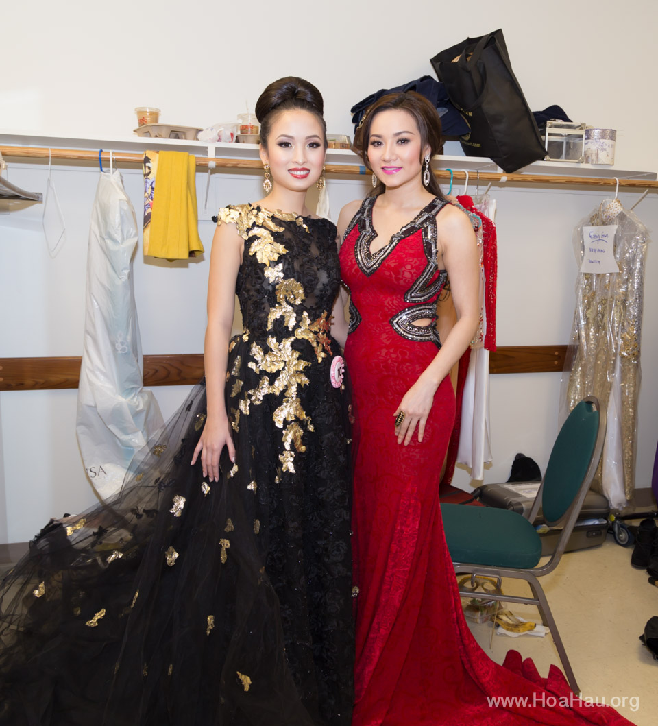 Miss Vietnam of Northern California 2014 - Hoa Hau Ao Dai Bac Cali 2014 - Behind the Scenes - Image 192