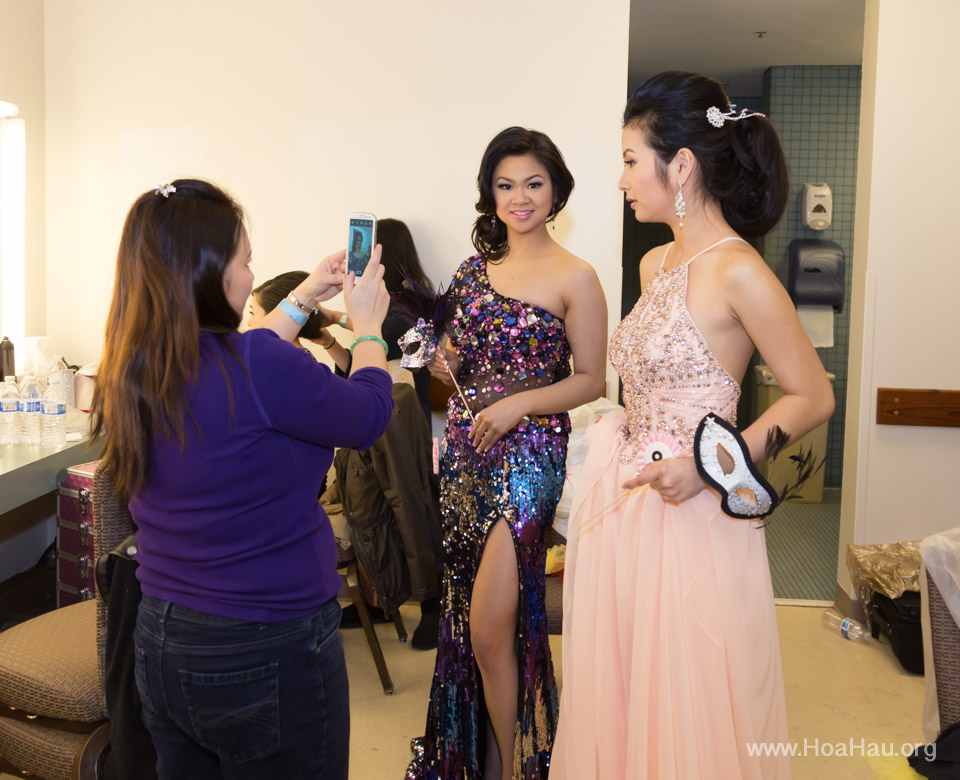 Miss Vietnam of Northern California 2014 - Hoa Hau Ao Dai Bac Cali 2014 - Behind the Scenes - Image 195