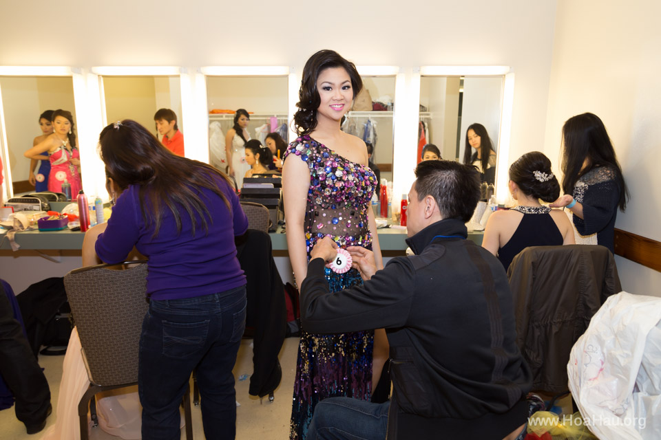 Miss Vietnam of Northern California 2014 - Hoa Hau Ao Dai Bac Cali 2014 - Behind the Scenes - Image 196