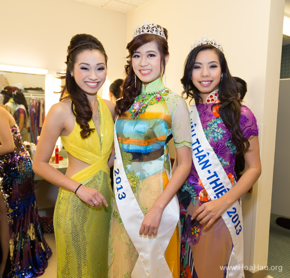 Miss Vietnam of Northern California 2014 - Hoa Hau Ao Dai Bac Cali 2014 - Behind the Scenes - Image 197