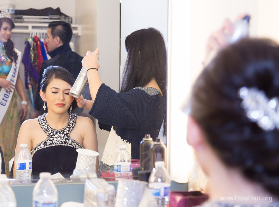 Miss Vietnam of Northern California 2014 - Hoa Hau Ao Dai Bac Cali 2014 - Behind the Scenes - Image 198
