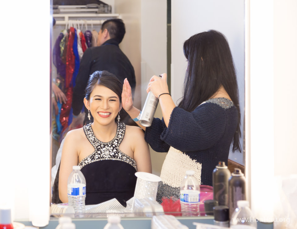 Miss Vietnam of Northern California 2014 - Hoa Hau Ao Dai Bac Cali 2014 - Behind the Scenes - Image 199