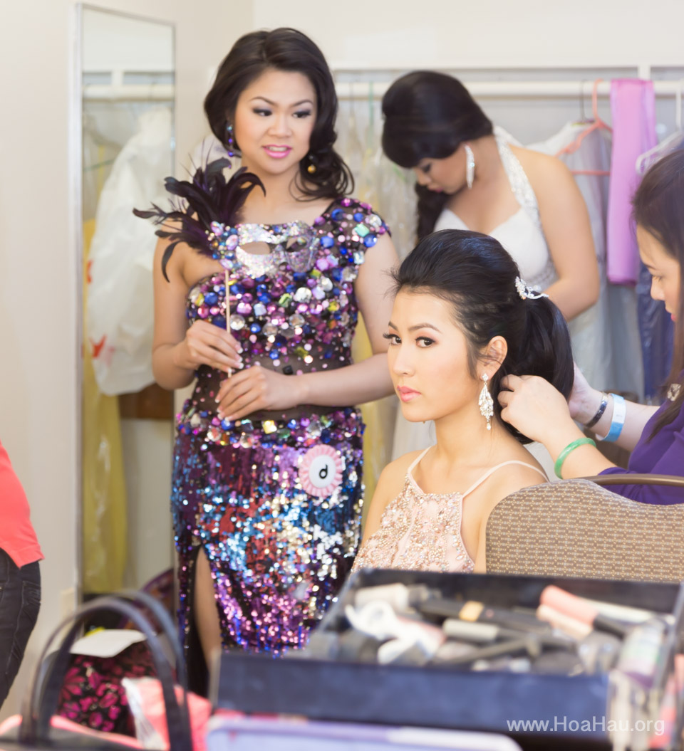 Miss Vietnam of Northern California 2014 - Hoa Hau Ao Dai Bac Cali 2014 - Behind the Scenes - Image 200