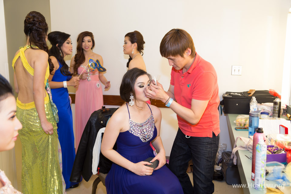 Miss Vietnam of Northern California 2014 - Hoa Hau Ao Dai Bac Cali 2014 - Behind the Scenes - Image 203