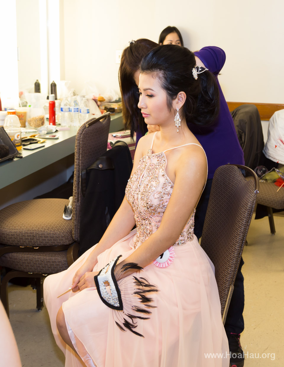 Miss Vietnam of Northern California 2014 - Hoa Hau Ao Dai Bac Cali 2014 - Behind the Scenes - Image 205