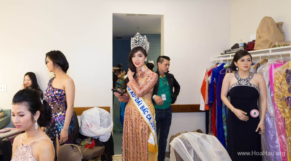 Miss Vietnam of Northern California 2014 - Hoa Hau Ao Dai Bac Cali 2014 - Behind the Scenes - Image 206