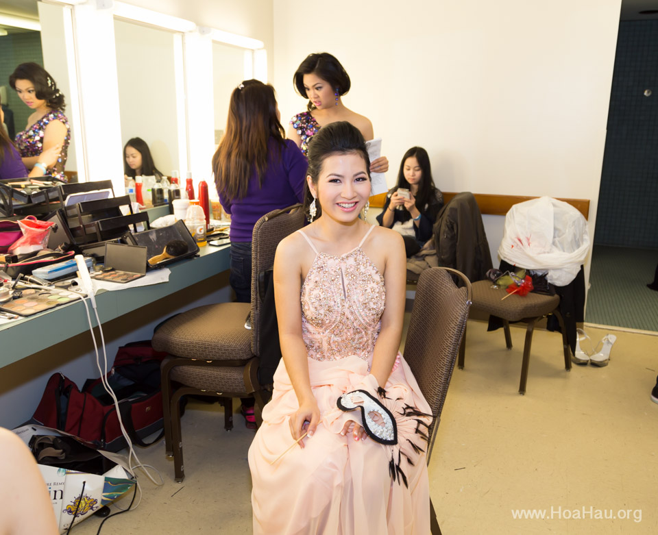 Miss Vietnam of Northern California 2014 - Hoa Hau Ao Dai Bac Cali 2014 - Behind the Scenes - Image 208