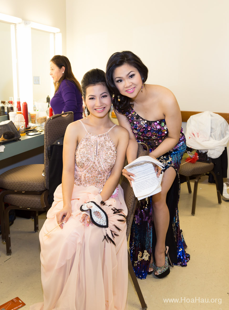 Miss Vietnam of Northern California 2014 - Hoa Hau Ao Dai Bac Cali 2014 - Behind the Scenes - Image 209