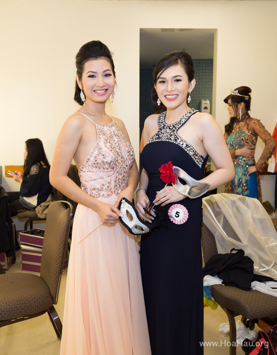 Miss Vietnam of Northern California 2014 - Hoa Hau Ao Dai Bac Cali 2014 - Behind the Scenes - Image 210