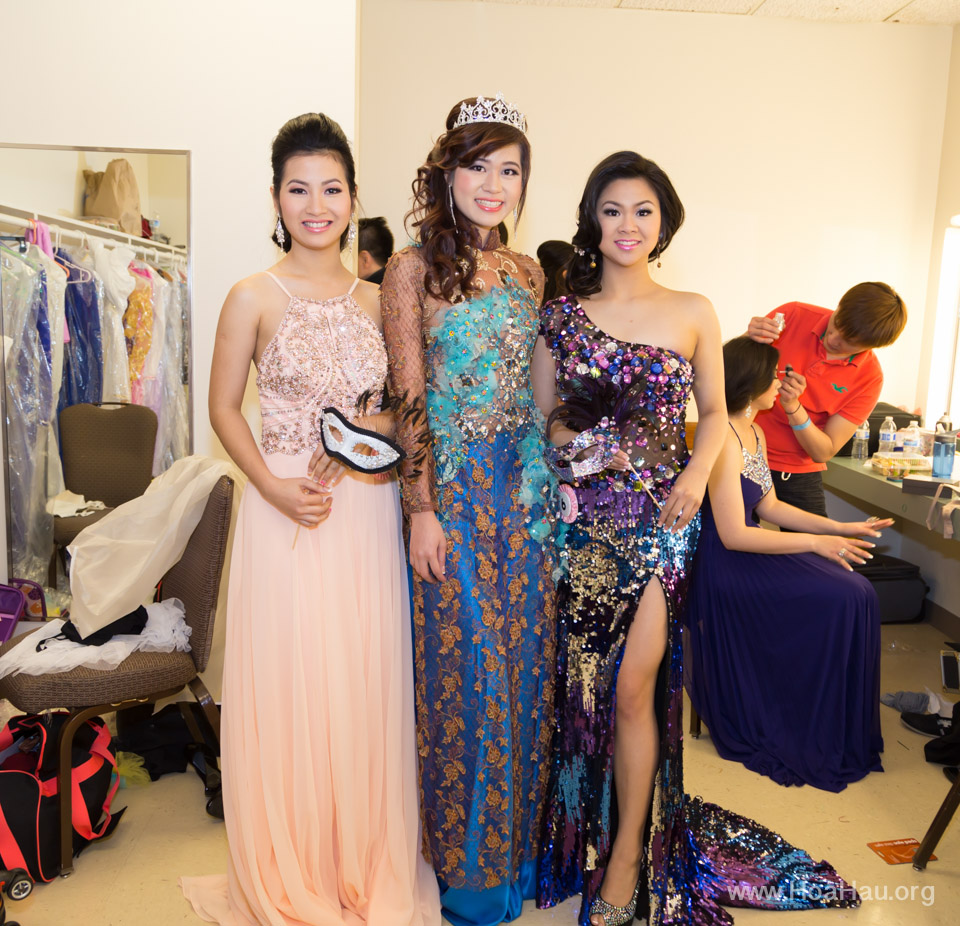 Miss Vietnam of Northern California 2014 - Hoa Hau Ao Dai Bac Cali 2014 - Behind the Scenes - Image 213