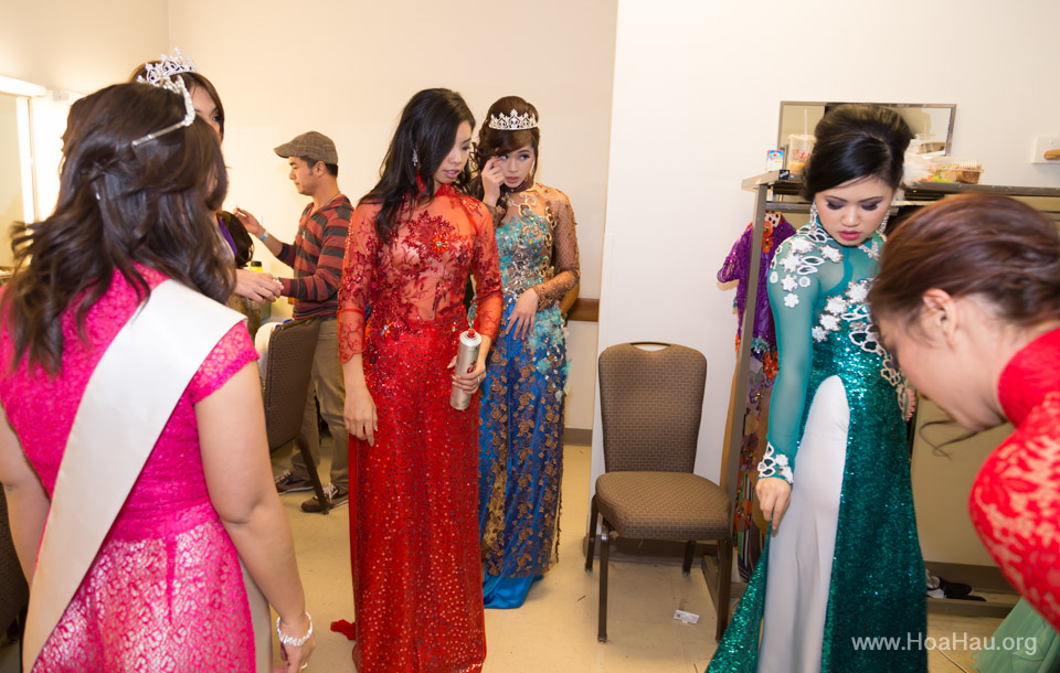 Miss Vietnam of Northern California 2014 - Hoa Hau Ao Dai Bac Cali 2014 - Behind the Scenes - Image 215