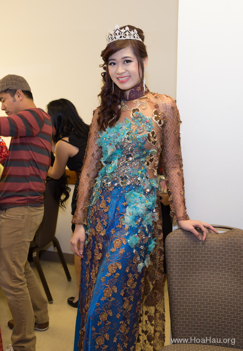 Miss Vietnam of Northern California 2014 - Hoa Hau Ao Dai Bac Cali 2014 - Behind the Scenes - Image 216