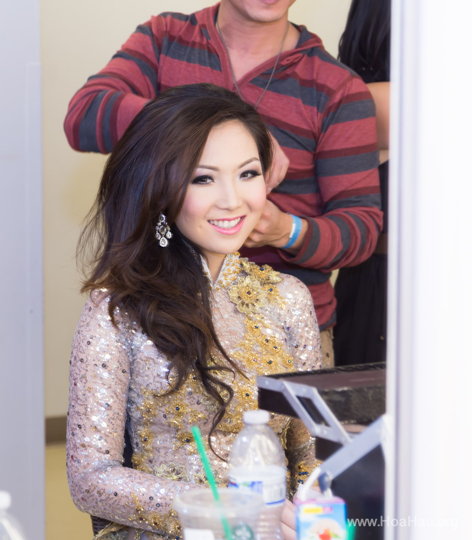 Miss Vietnam of Northern California 2014 - Hoa Hau Ao Dai Bac Cali 2014 - Behind the Scenes - Image 218