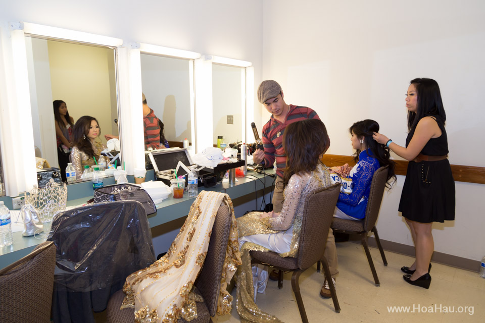 Miss Vietnam of Northern California 2014 - Hoa Hau Ao Dai Bac Cali 2014 - Behind the Scenes - Image 221