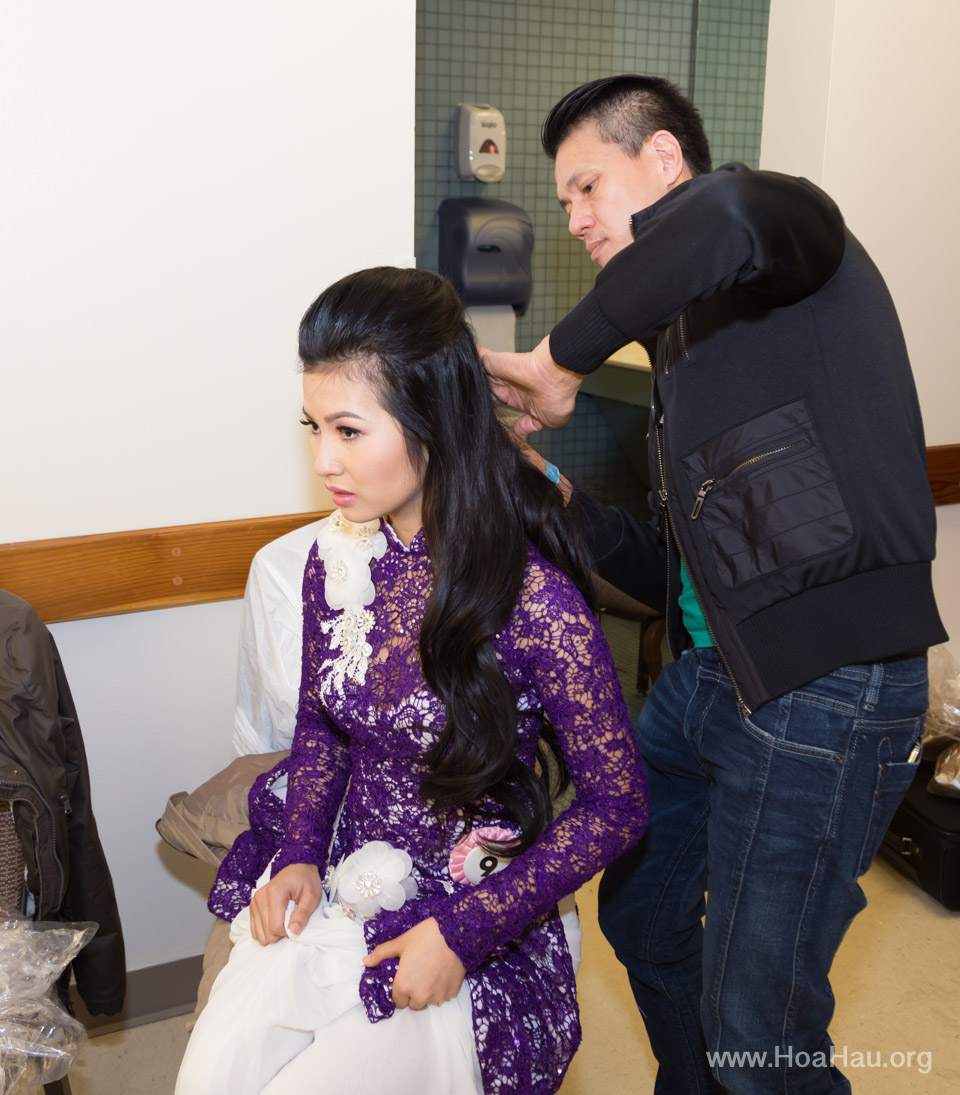 Miss Vietnam of Northern California 2014 - Hoa Hau Ao Dai Bac Cali 2014 - Behind the Scenes - Image 222