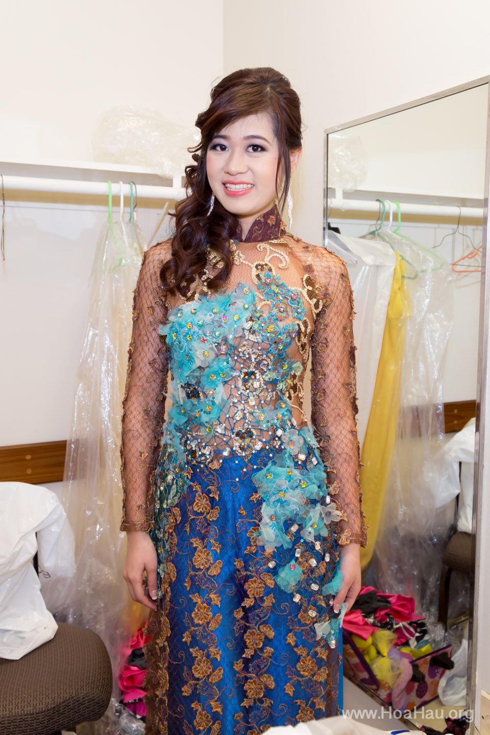 Miss Vietnam of Northern California 2014 - Hoa Hau Ao Dai Bac Cali 2014 - Behind the Scenes - Image 223